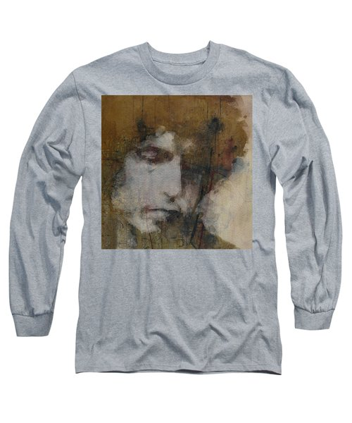 Bob Dylan - The Times They Are A Changin' Long Sleeve T-Shirt