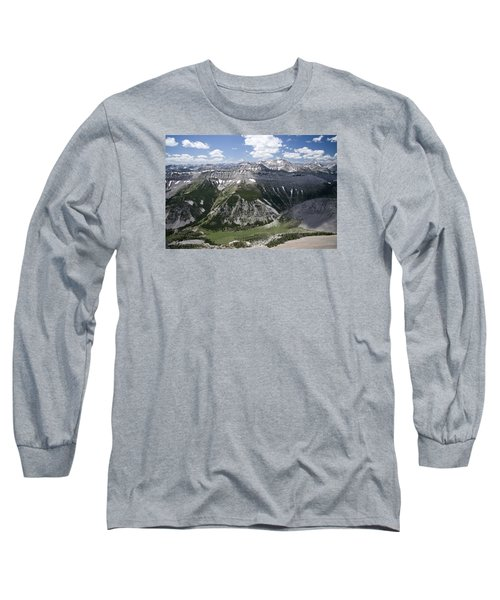 Bob Marshall Wilderness 2 Long Sleeve T-Shirt