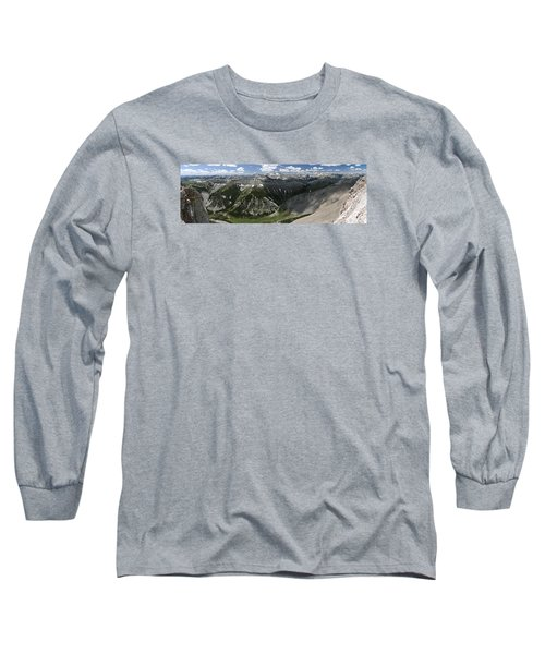 Bob Marshall Wilderness Long Sleeve T-Shirt