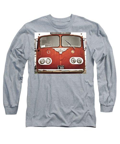 Bob Wills Bus Long Sleeve T-Shirt