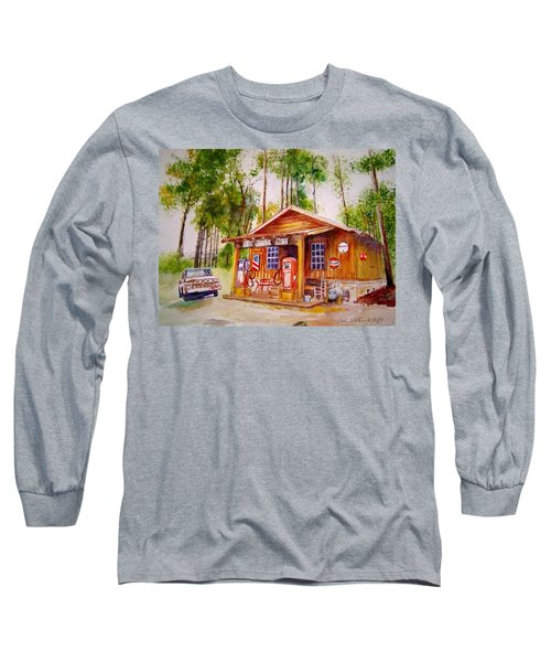 Bobs General Store Long Sleeve T-Shirt