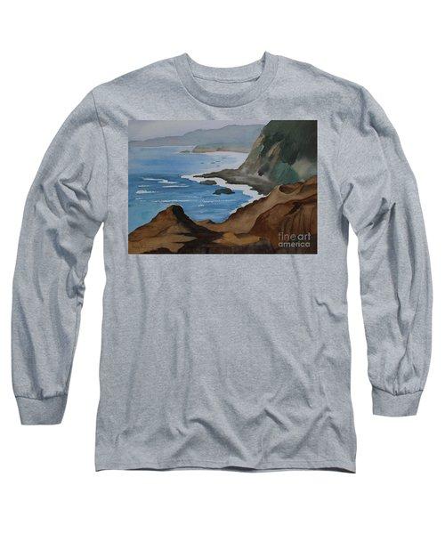Bodega Bay Long Sleeve T-Shirt