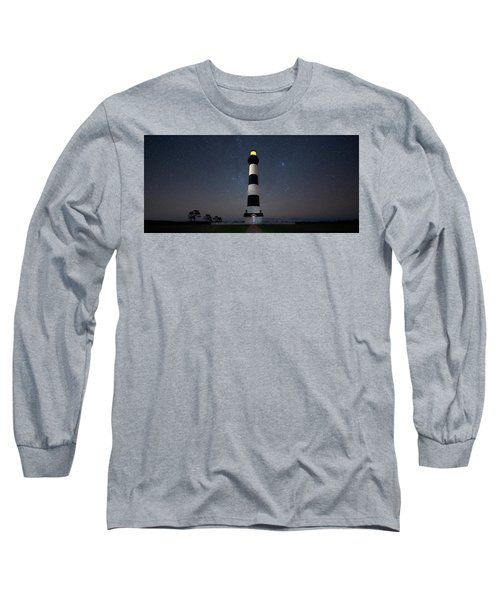 Bodie Blue Long Sleeve T-Shirt