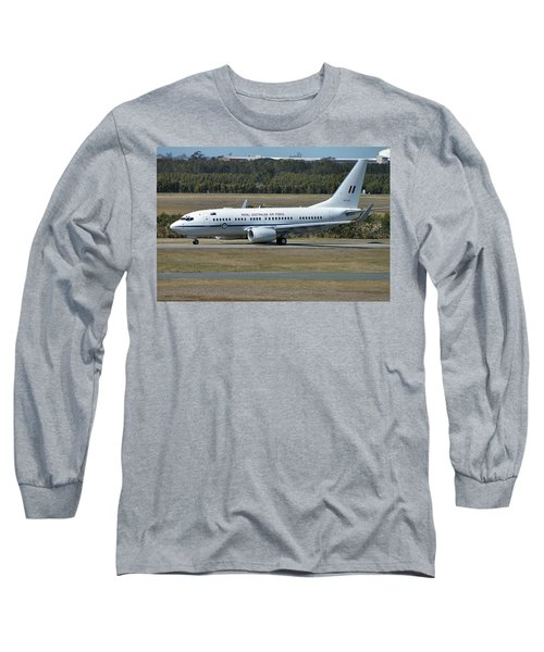Boeing 737-7dt Long Sleeve T-Shirt