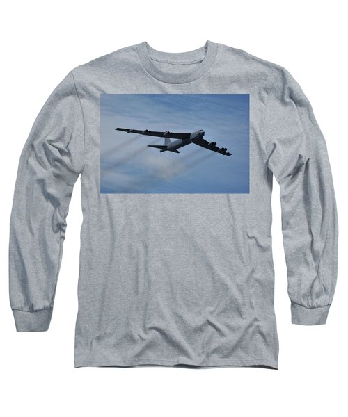 Boeing B-52h Stratofortress Long Sleeve T-Shirt