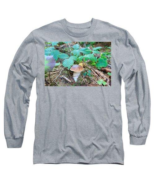 Boletus Edulis Long Sleeve T-Shirt