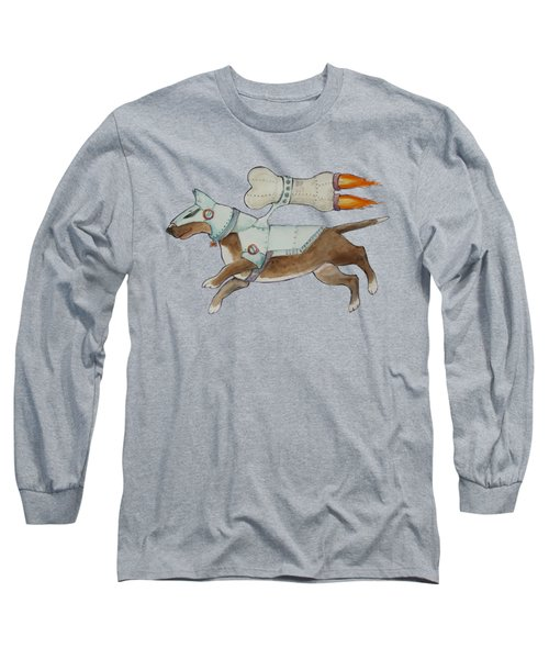 Bone Commander Long Sleeve T-Shirt