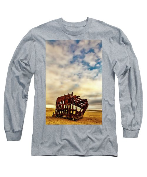 Bones Of A Shipwreck Long Sleeve T-Shirt