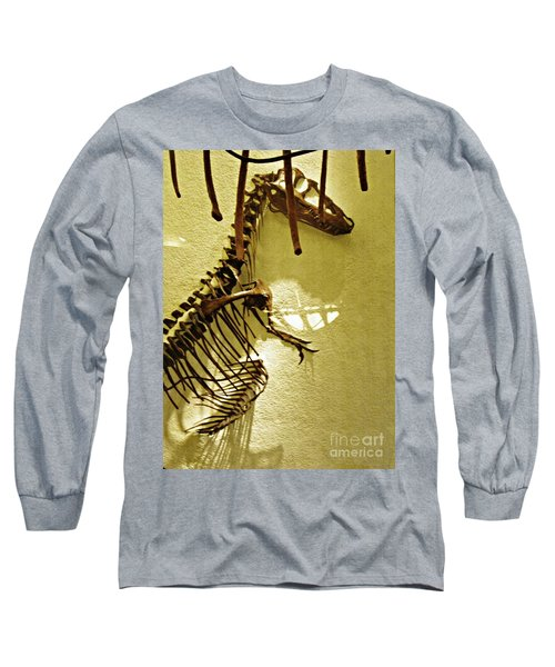 Bones Tell Stories Long Sleeve T-Shirt