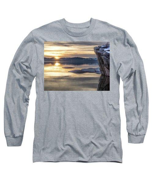 Bonsai Sunset Long Sleeve T-Shirt