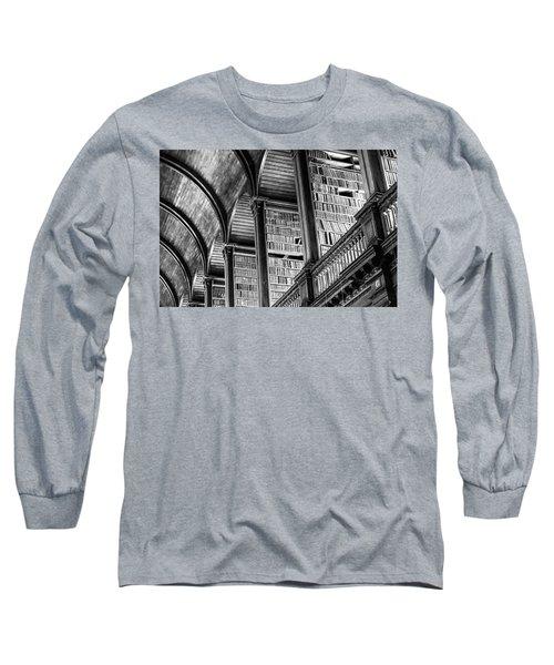Book Heaven Long Sleeve T-Shirt