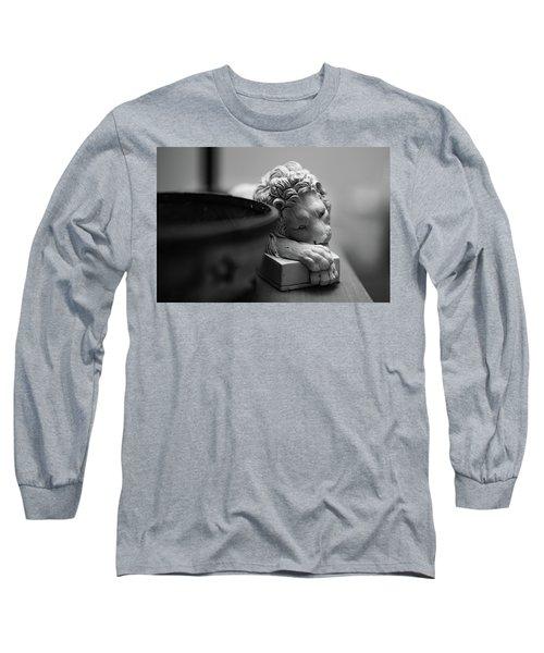 Bored Long Sleeve T-Shirt