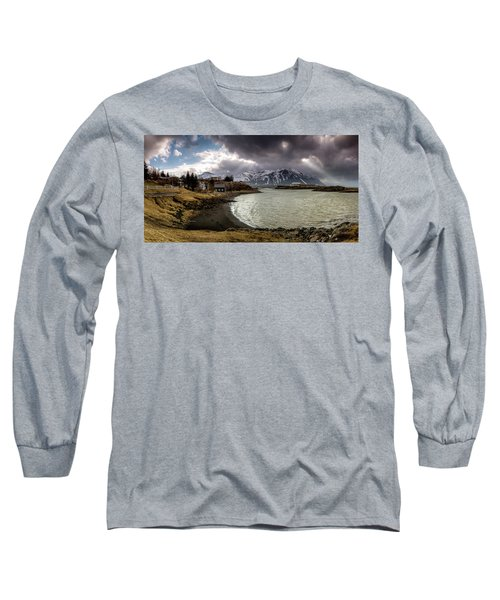 Borganes Light Show Long Sleeve T-Shirt