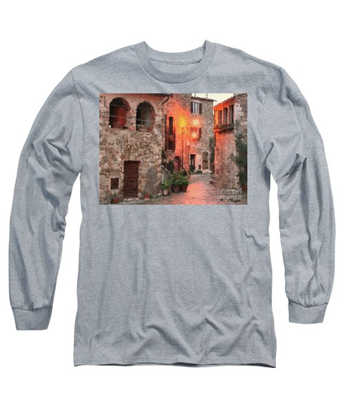 Borgo Medievale Long Sleeve T-Shirt