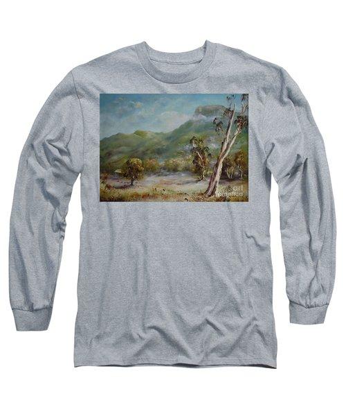 Boronia Peak Long Sleeve T-Shirt