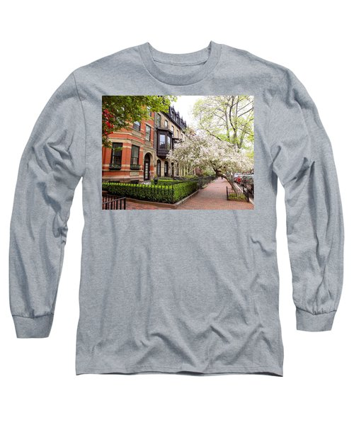 Boston Spring Long Sleeve T-Shirt