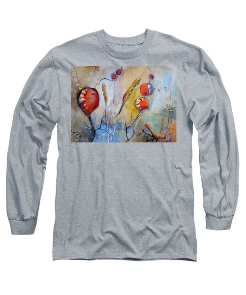 Botanical Long Sleeve T-Shirt