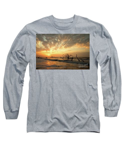 Botany Bay Sunrise Long Sleeve T-Shirt