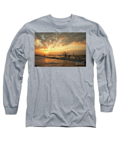 Botany Bay Sunrise Long Sleeve T-Shirt