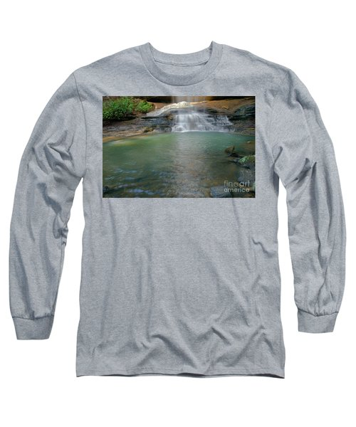 Bottom Of Falls Long Sleeve T-Shirt