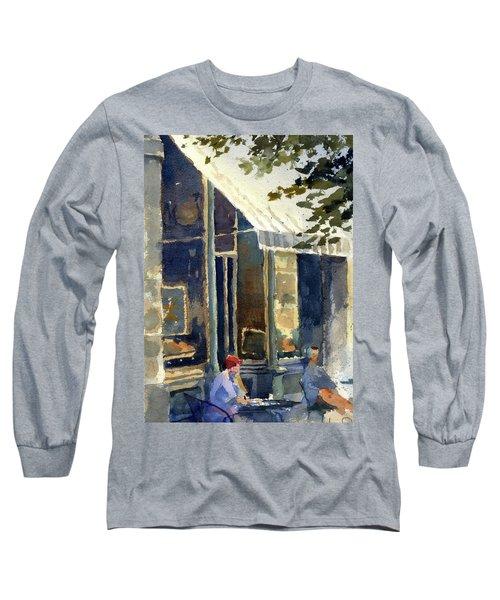 Boulangerie Du Monde, Cedarburg Long Sleeve T-Shirt