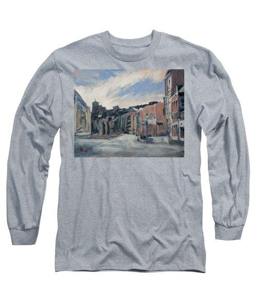 Boulevard La Sauveniere Liege Long Sleeve T-Shirt