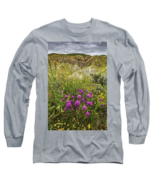 Long Sleeve T-Shirt featuring the photograph Bouquet by Peter Tellone