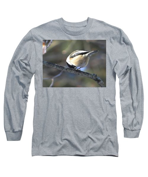 Bowing On A Branch Long Sleeve T-Shirt