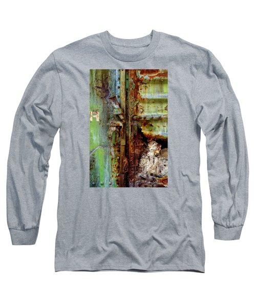 Boxcar 1 Long Sleeve T-Shirt
