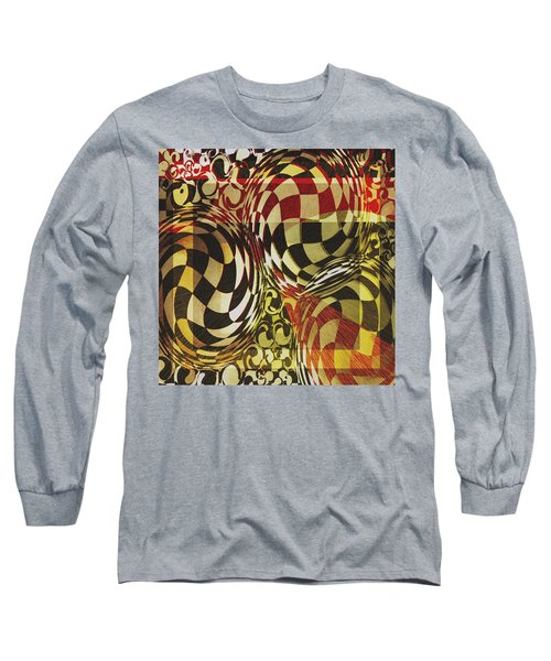 Boxed In Long Sleeve T-Shirt
