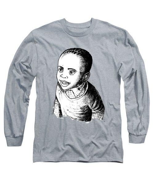 Boy Long Sleeve T-Shirt