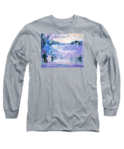 Be Brave By Colleen Ranney Long Sleeve T-Shirt