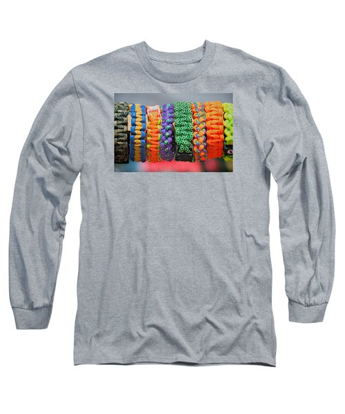 Bracelets Long Sleeve T-Shirt by Lewis Mann