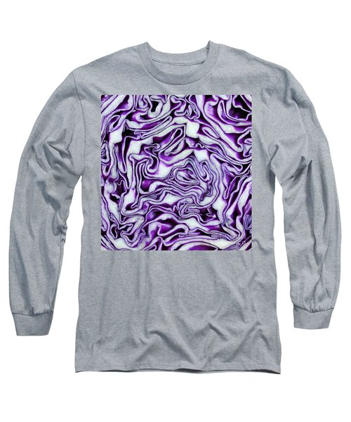 Long Sleeve T-Shirt featuring the photograph Brain Food by Denise Pohl