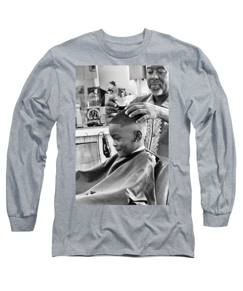 Brian's Haircut Long Sleeve T-Shirt