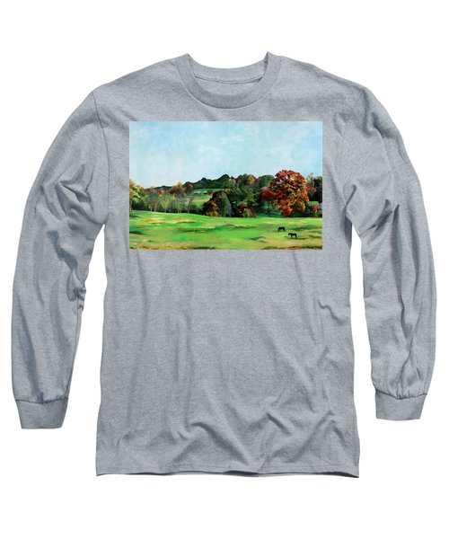 Beaver Valley Long Sleeve T-Shirt