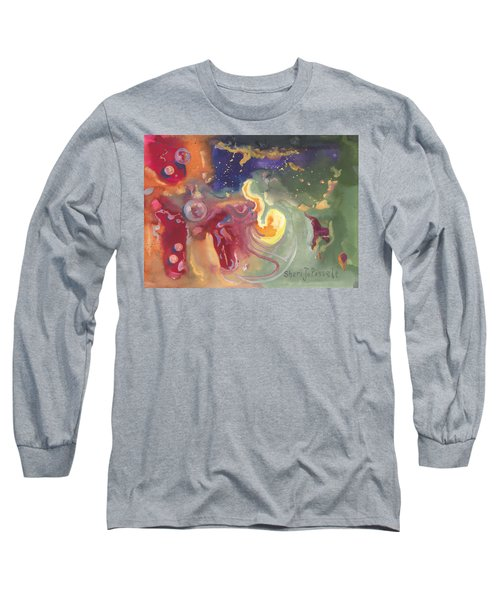 Brave The Unknown Long Sleeve T-Shirt