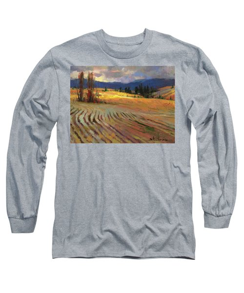 Break In The Weather Long Sleeve T-Shirt