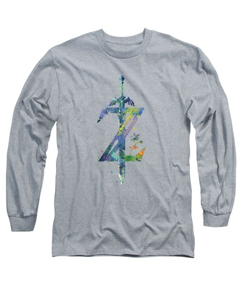 Breath Of The Wild Long Sleeve T-Shirt