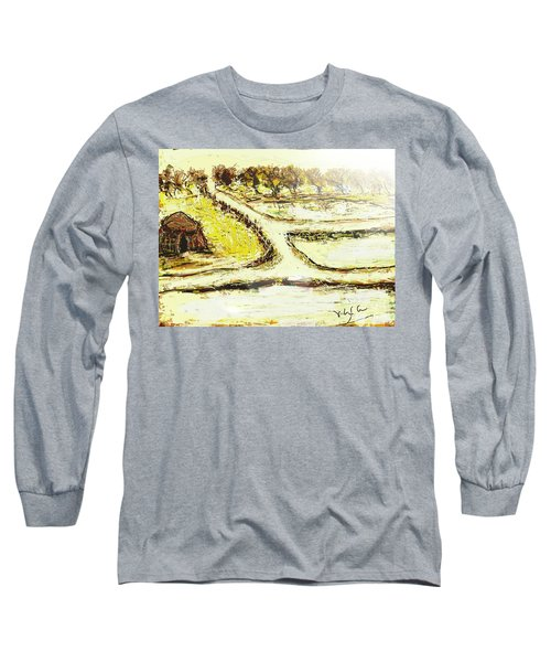 Breathing Zone3 Long Sleeve T-Shirt