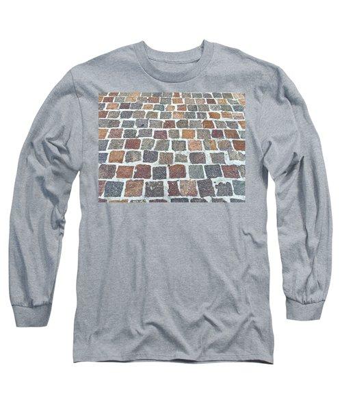 Brick By Brick Long Sleeve T-Shirt