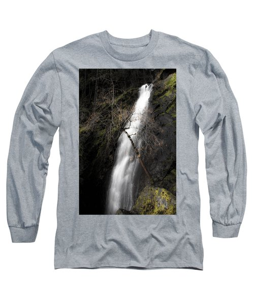 Bridal Veil Falls Long Sleeve T-Shirt