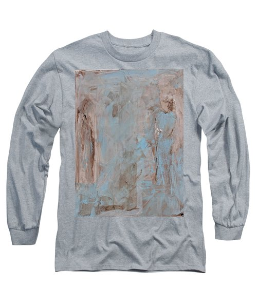 Bride Angel/ Blessed Mother Long Sleeve T-Shirt