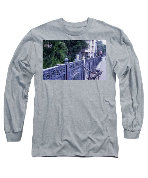 Bridge Railing Long Sleeve T-Shirt