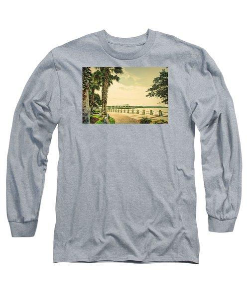 Bridge To Ladys Island Long Sleeve T-Shirt