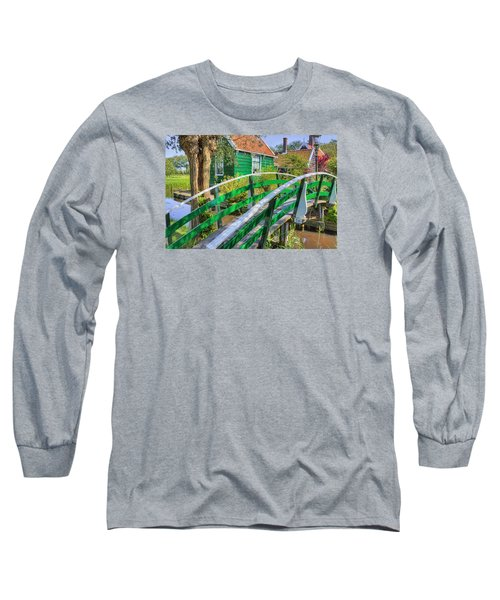 Bridge To The Village Long Sleeve T-Shirt