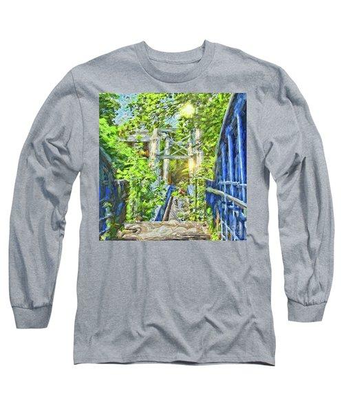 Bridge To Your Dreams Long Sleeve T-Shirt
