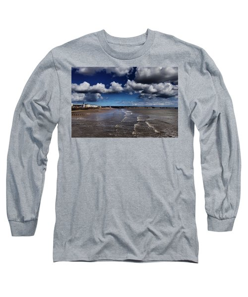 Bridlington Coastline Long Sleeve T-Shirt