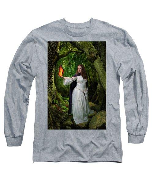 Brigid Long Sleeve T-Shirt