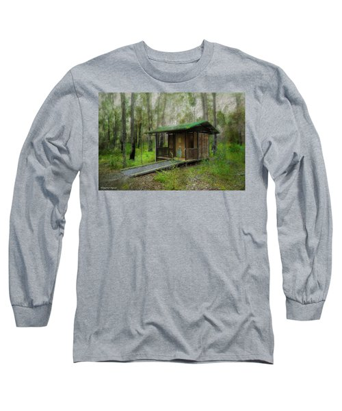 Brimbin Nature Reserve 01 Long Sleeve T-Shirt by Kevin Chippindall